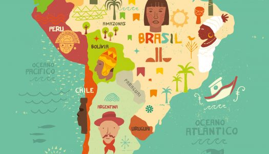 A expansão na América Latina