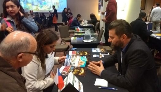 Meeting Brasil 2018 – Santiago