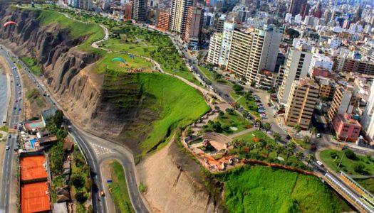 Nosso quinto destino é Lima, no Peru