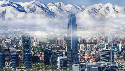 O quarto destino do Meeting Brasil 2020 é Santiago, no Chile